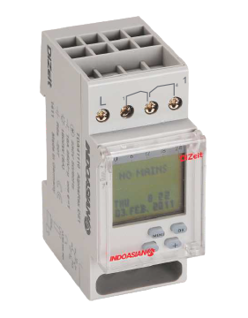 DiZeit Time Switch 1 - 100A FP ENCLOSED AC22A ON LOAD CHANGEOVER