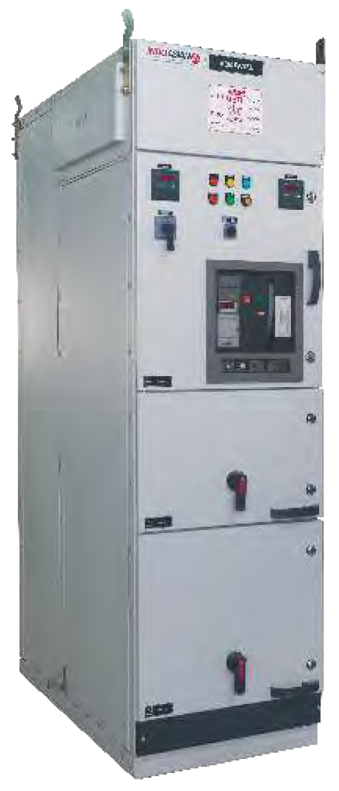 Panels   Others - 100A FP ENCLOSED AC22A ON LOAD CHANGEOVER