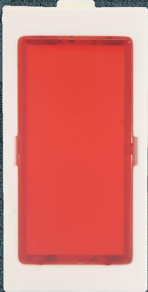 800033 300x590 - Flat Indicator Red