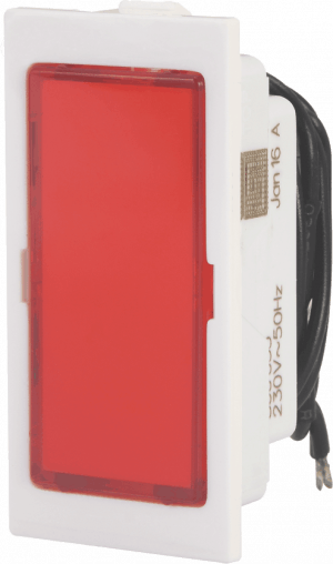 800033 c 300x508 - Flat Indicator Red
