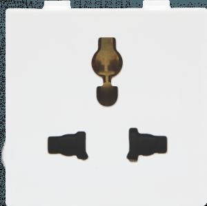 800123 300x299 - Multistandard Socket 6/10/13A-250v