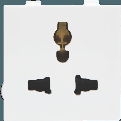 800123 - Multistandard Socket 6/10/13A-250v