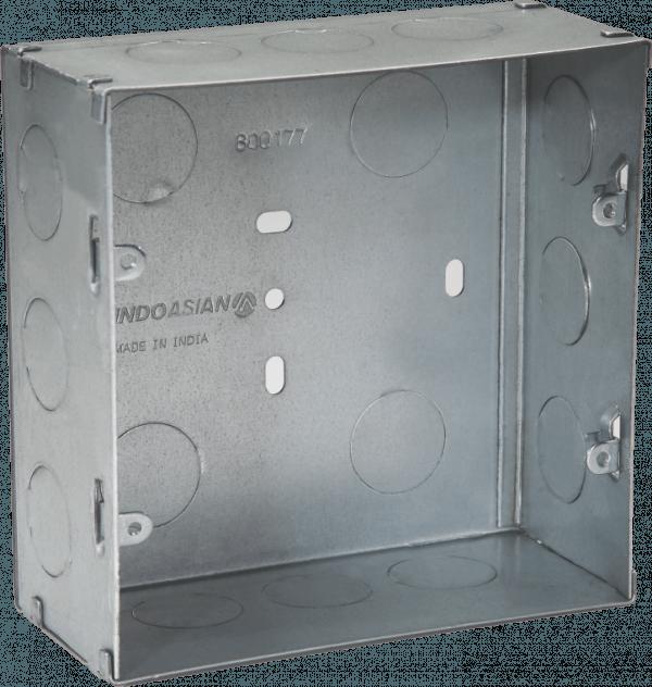 800177 c 600x632 - METAL FLUSH BOX 8(V) MODULE