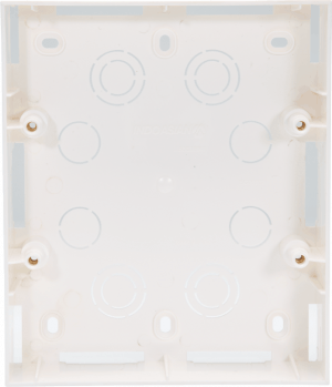 800187 300x349 - PLASTIC SURFACE BOX 8(V) MODULE