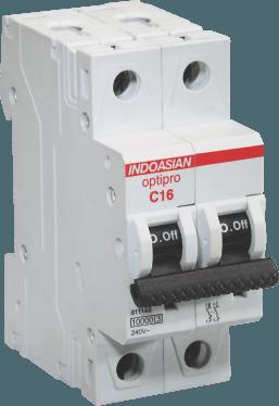 811145 - 7.5A SPN C Optipro AC MCB