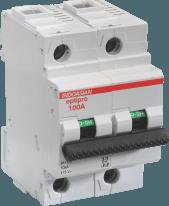 811177 - 80A DP C Optipro AC Circuit Breaker