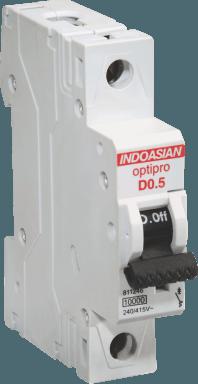 811255 - 7.5A SP D Optipro AC MCB