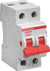 811552 - 80A DP Optipro Isolator