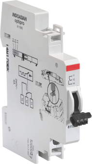 811580 - OPTIPRO AUXILIARY CHANGEOVER SWITCH