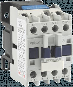 850001 300x357 - 9A 3POLE 24V AC Contactor 1 NO
