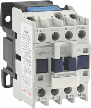 850031 300x357 - 25A 3POLE 24V AC Contactor 1 NO
