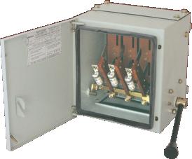 DDTPN100 - TPN 100 AMP D/B W/O HRC 415V-B