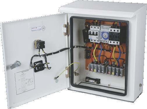 TL032AB0 - TIMELITE-32A 3POLE/230V-ANALOG TIME SWITCH