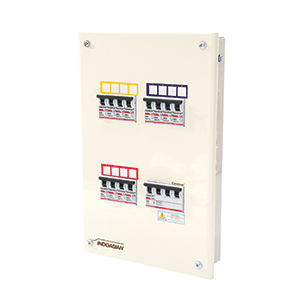 810327 - TPN SD 4 Way 4 Pole I/C Caretron DB