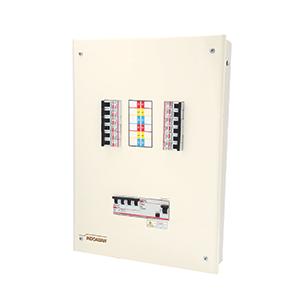 810356 - VTPN MCB I/C SD 12 Way Caretron DB