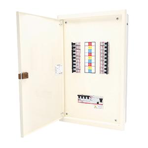 810360 - VTPN MCB I/C DD 6 Way Caretron DB