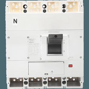 830201 - 800A 4P 50KA TM Optium 1.0 Fixed F5 MCCB